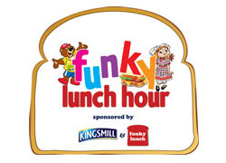 Funky Lunch Hour with Haven and Kingsmill