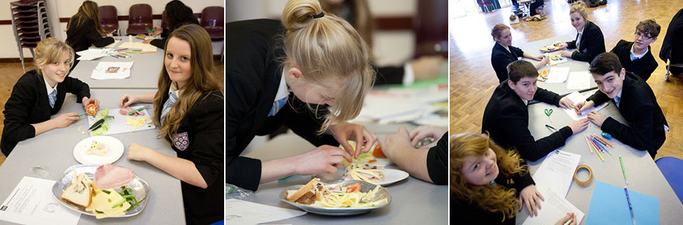 Funky Lunch - School Speaking and Enterprise Workshops