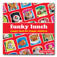 Funky Lunch recipe book