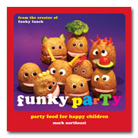 Funky Party recipe book